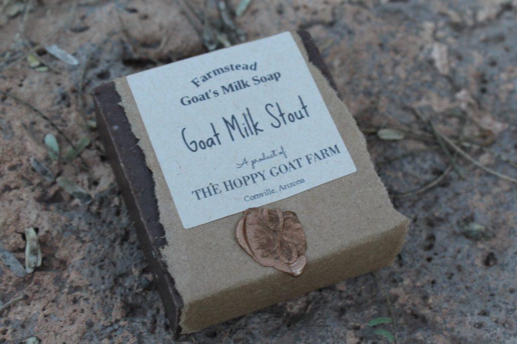 Goat Milk Stout Soap