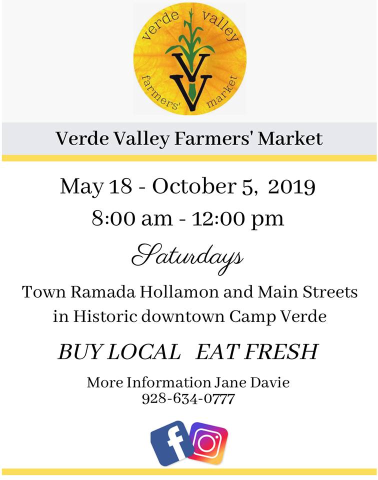 Verde Valley Farmer's Market